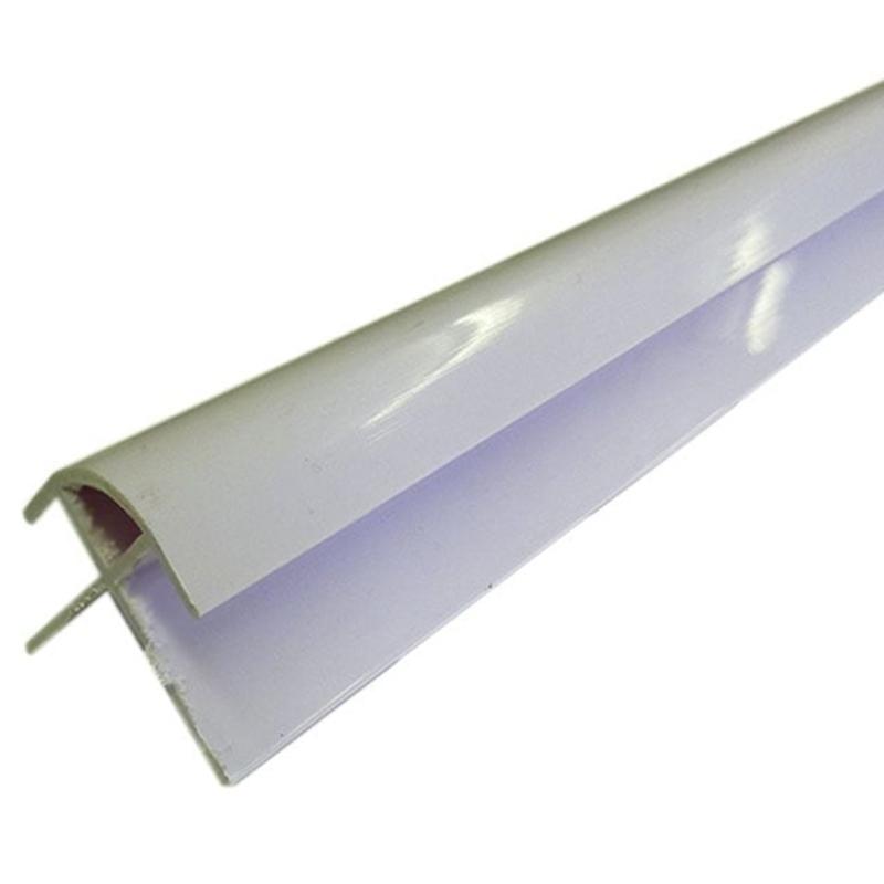 Grosfillex White External Corner
