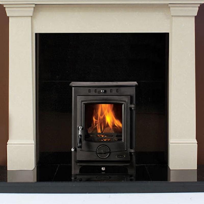 Henley Thames 4.5kw slimline Non Boiler Matt Black