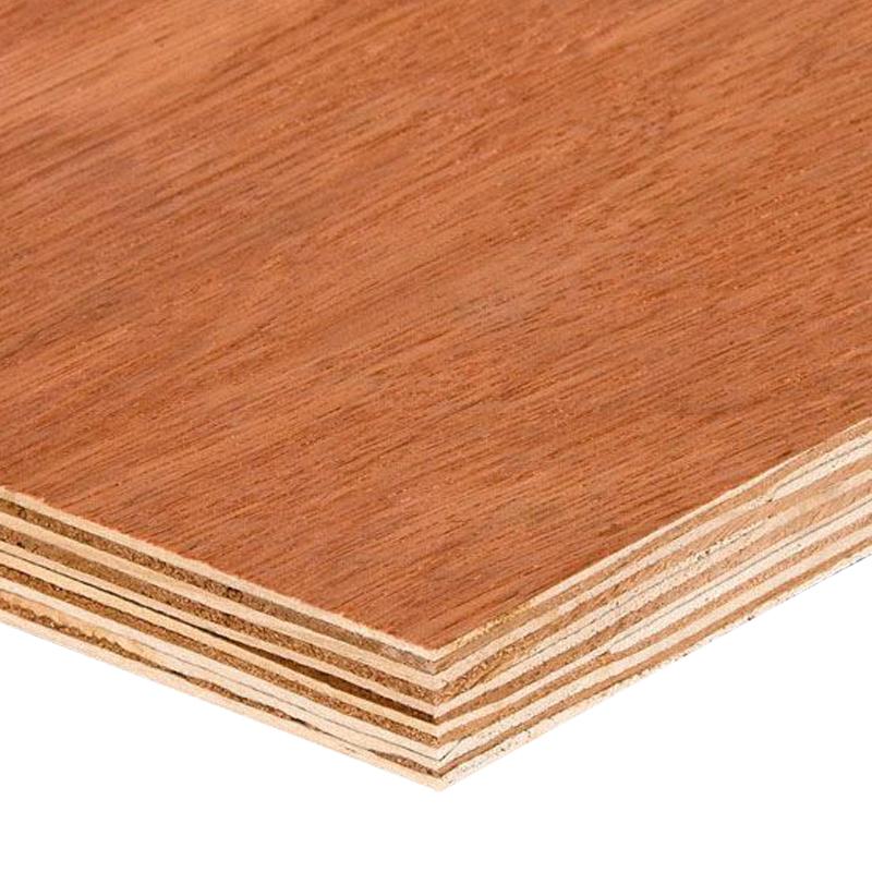 2440 x 1220 x 12mm Malaysian Hardwood T/O Plywood BS EN 636-3 314-2