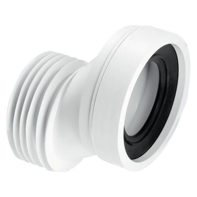 Mcalpine 40mm Offset Pan Connector