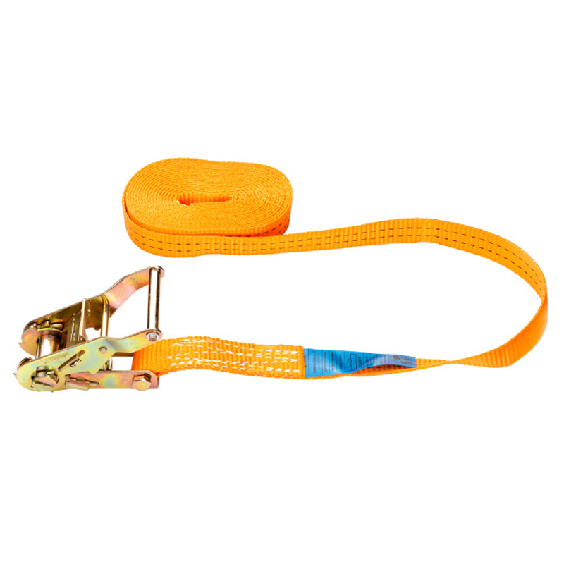 Lashing Strap 5m x 27mm 1500Kg With Ratchet