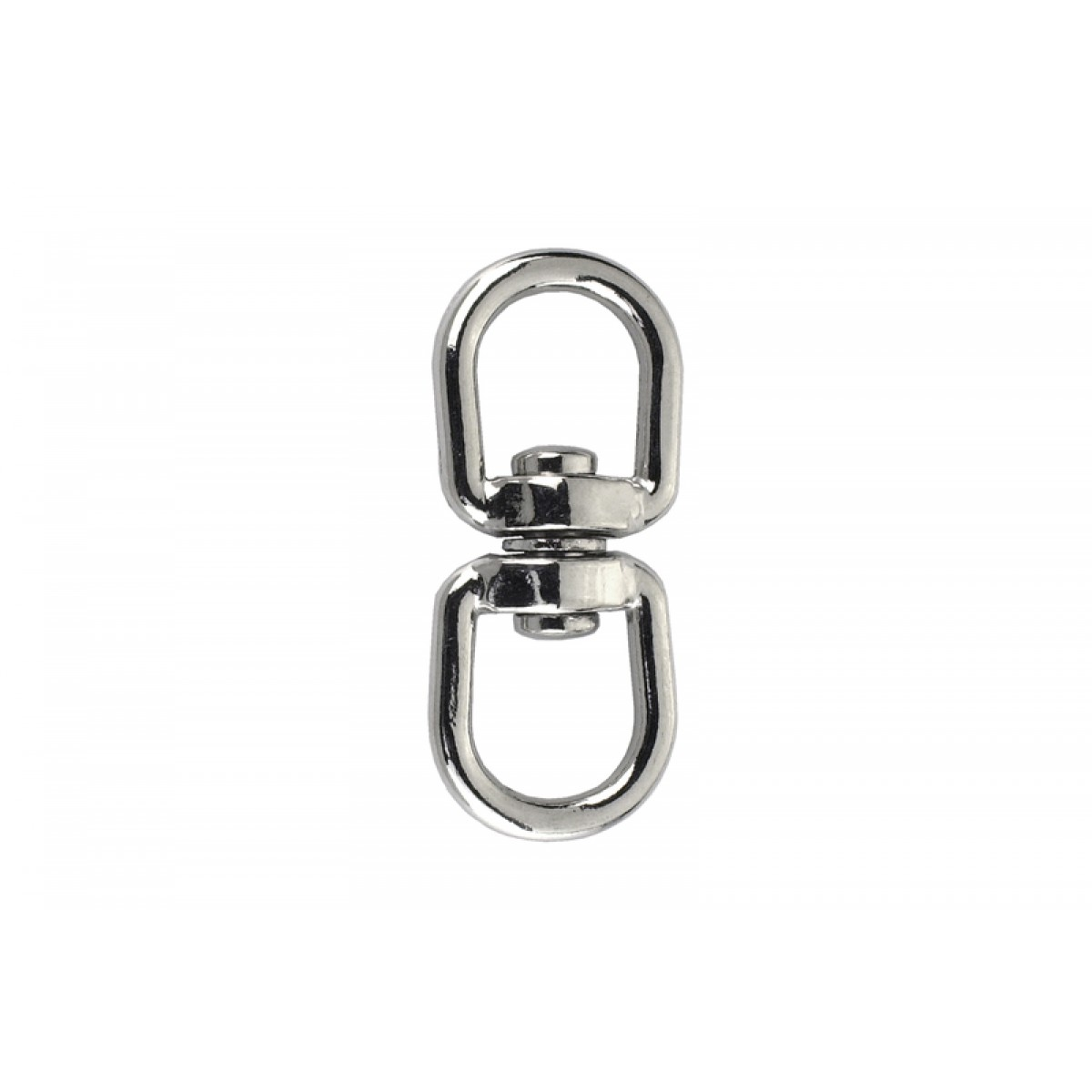 Double Ended Swivel Nickel Coated 12mm ***