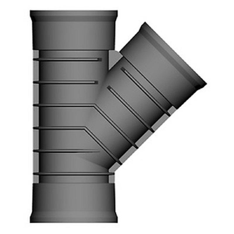 Twinwall Y 150mm x 45D