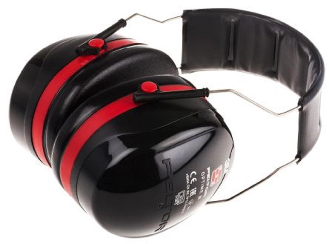 3M PELTOR Optime III Headband Ear Defender