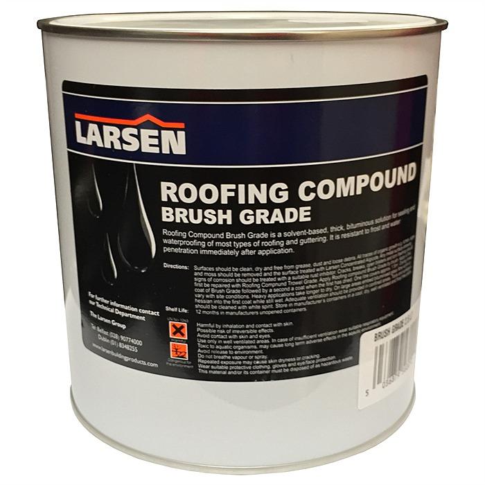 Larsen Roofing Compound 5L Brush Grade