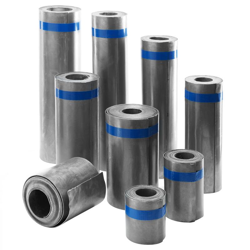 Lead Roll 4lb 390mmx6m (Milled Lead BS-EN 12588)
