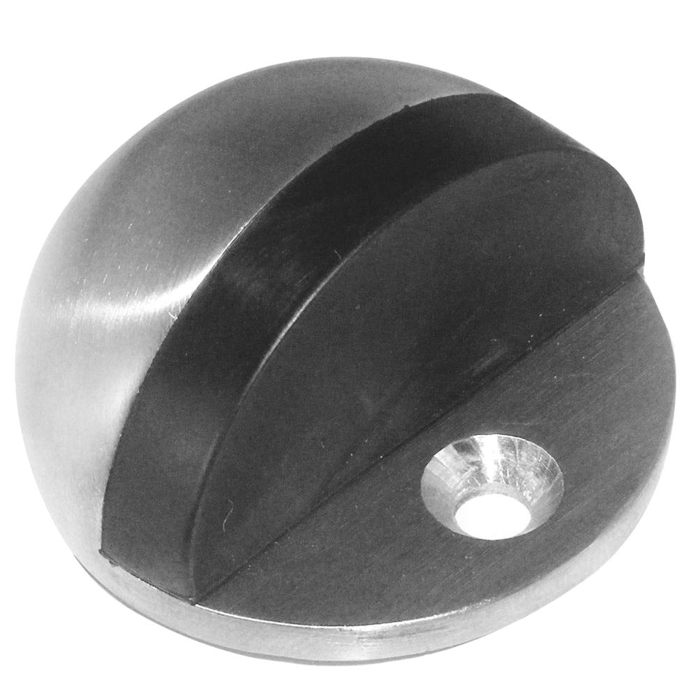 Doorstop - Floor Mounted (Oval) CP/BP