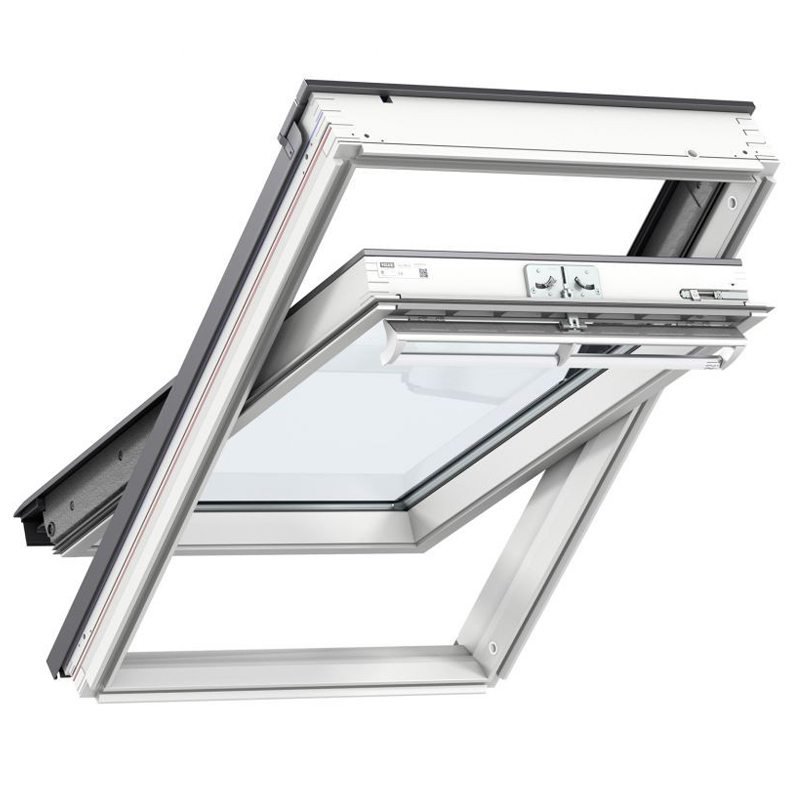 Velux GGL MK06 2070 CP Window 78x118cm White Painted