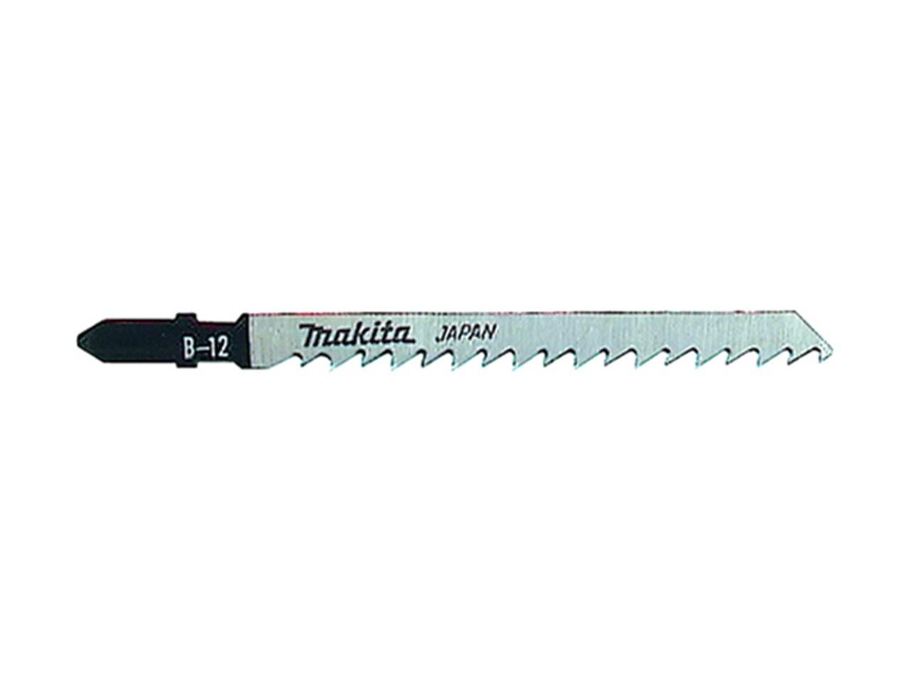Makita B12 5pc Wood Jig Saw Blade Set