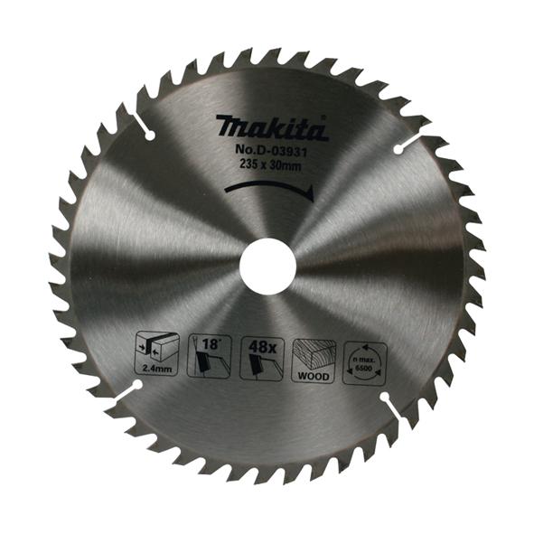 Makita 235x48Tx30mm Standard TCT Saw Blade