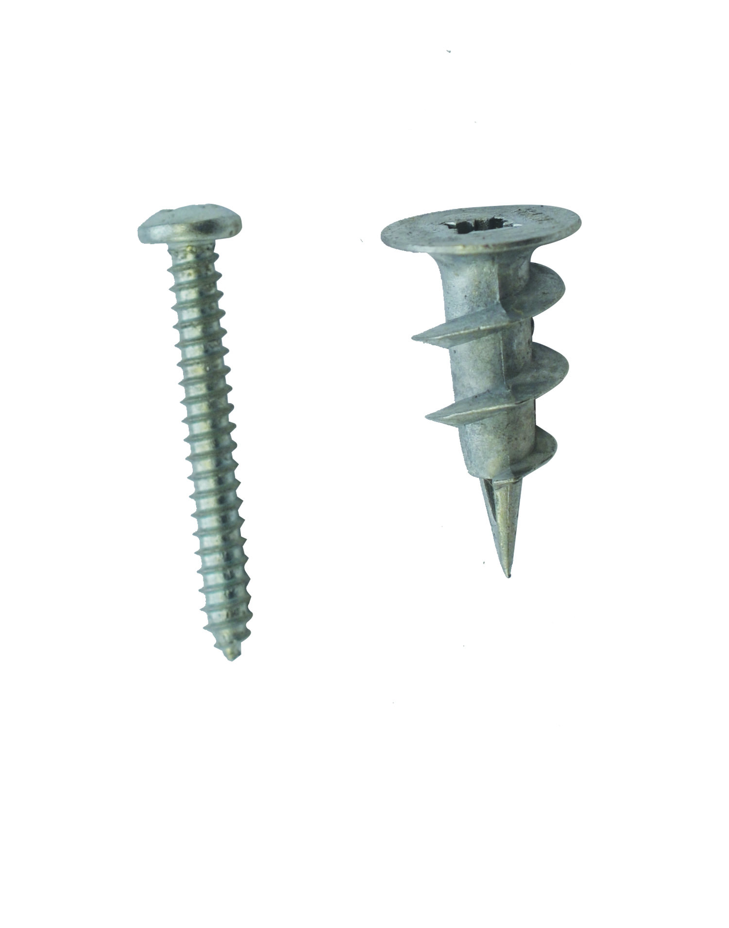 Rawlplug Self Drill Plasterboard Fixing Metal