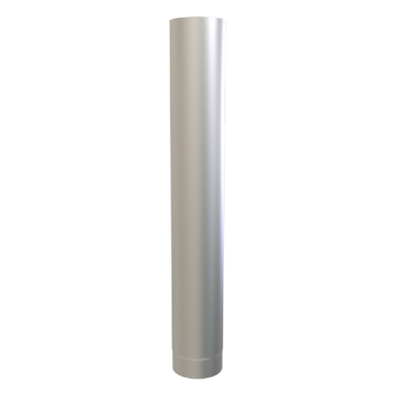 Plain Stainless/Steel Pipe 316 1000mm x 125mm