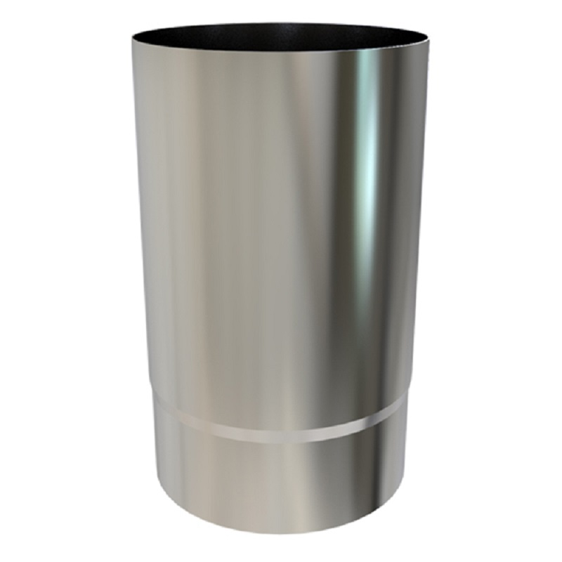 Plain Stainless/Steel Pipe 316 250mm x 150mm