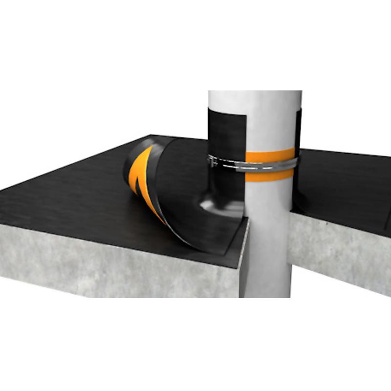 Monarflex Top Hat Unit 113mm C/W Steel Clip