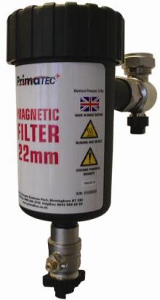 Primatec Magnetic Filter c/w inhibitor