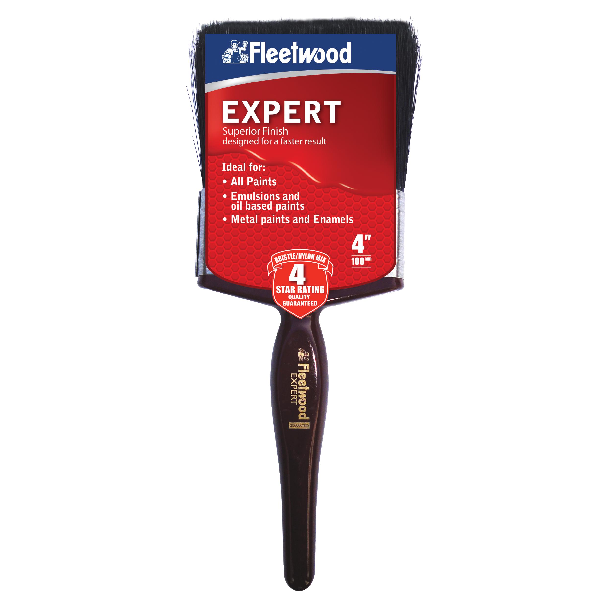 "Expert Paint Brush 4"" (DIY)"