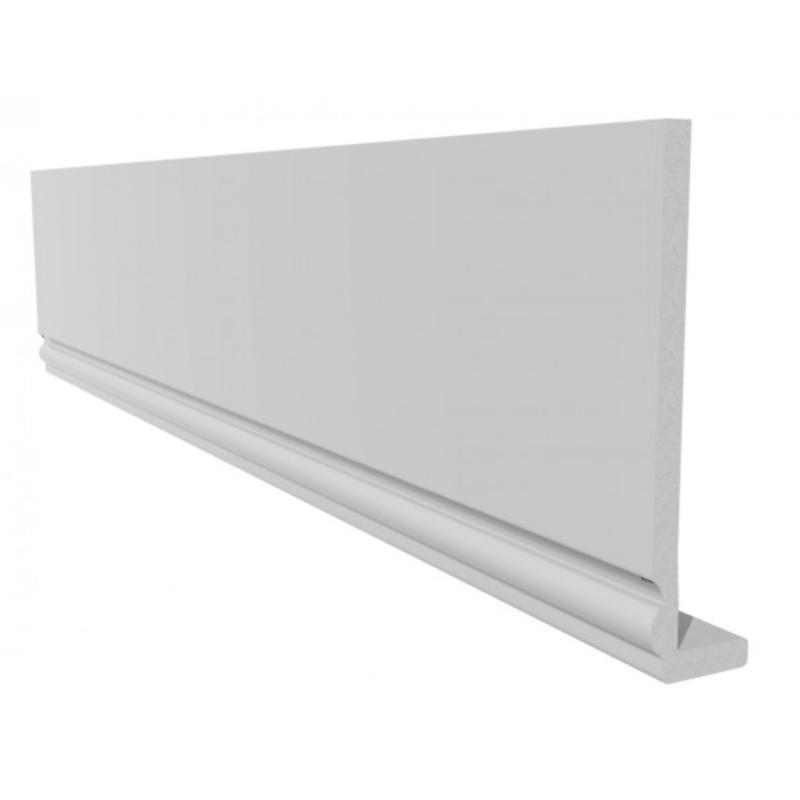 Ogee Fascia 175x10mm 5m White