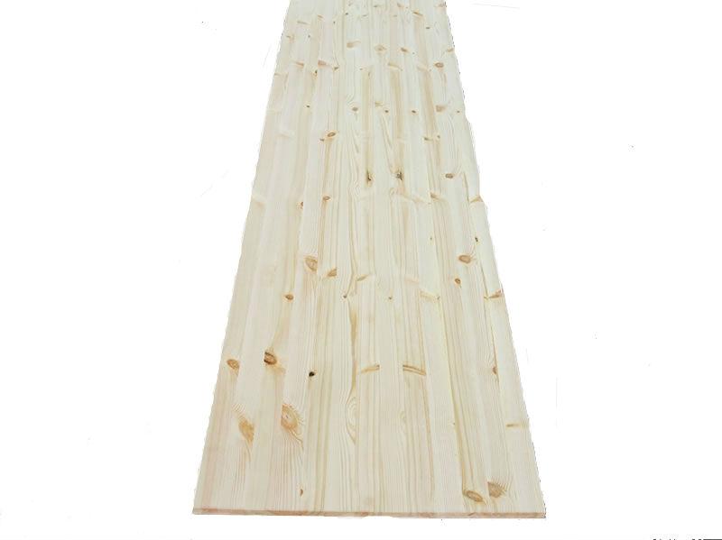 2500 x 300 x 18mm Pine Lamwood Panel (PEFC)