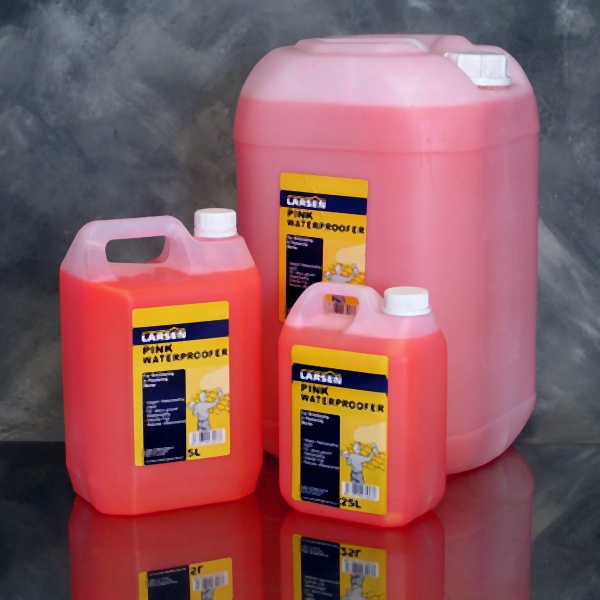 Waterproofer 5L Pink