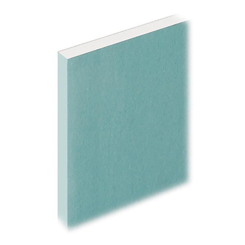 Plasterboard Moisture T.E. 2400x1200x12.5mm