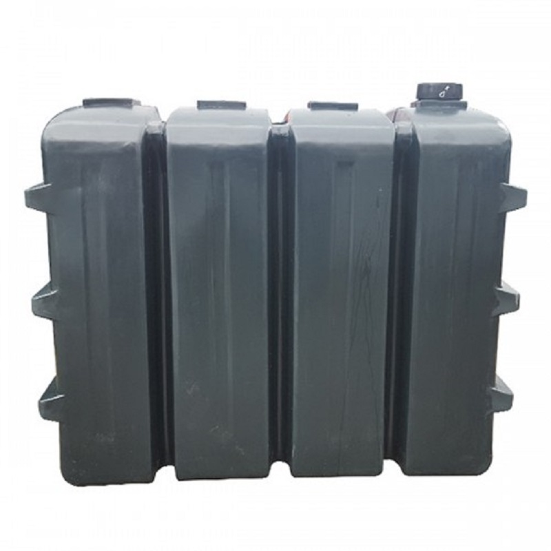 1150 Litre Rect Oil Tank 1770Lx660Wx1270H