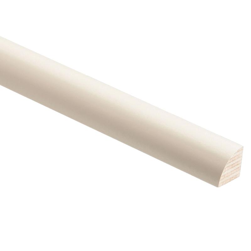 PVC Trim Quadrant 12mm 2.5m  Q-12