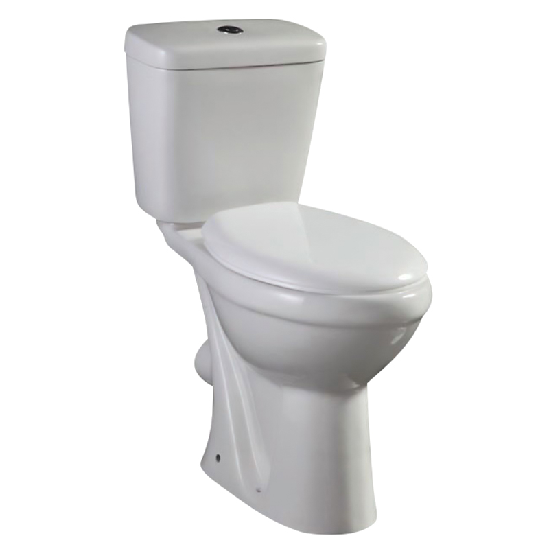 Georgia Comfort High Pan, Cistern & Seat