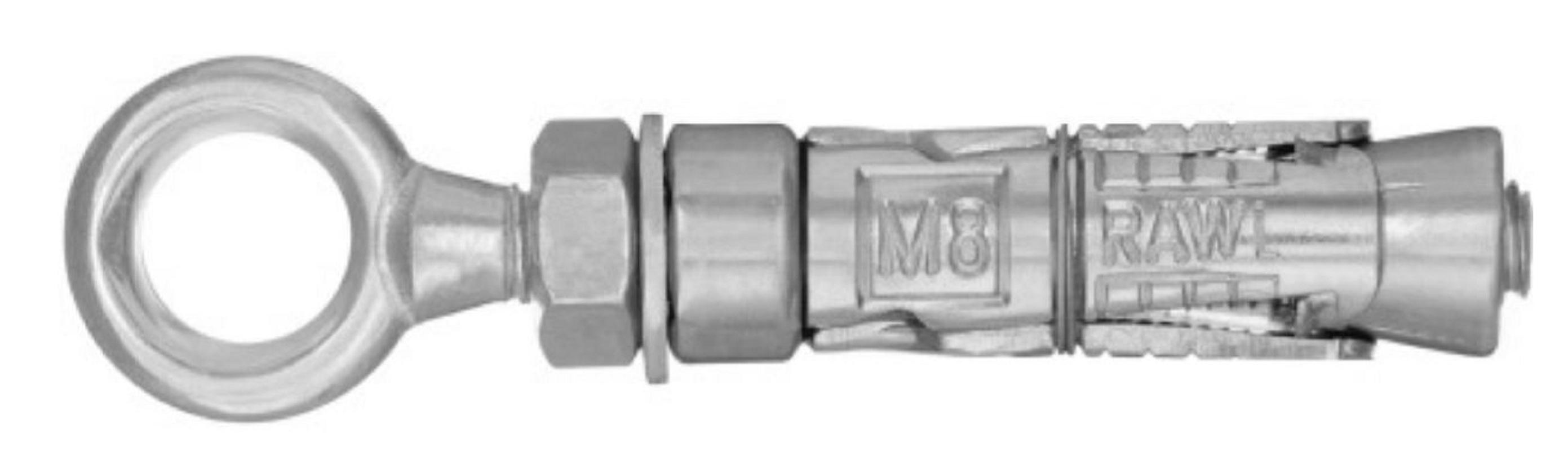 Rawl Trade Rawlbolt M8 Forged Eye (2pcs)