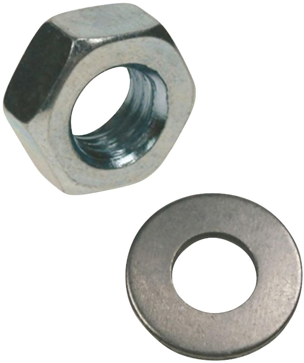Rawl Trade Nut & Washer M8 (20pcs)