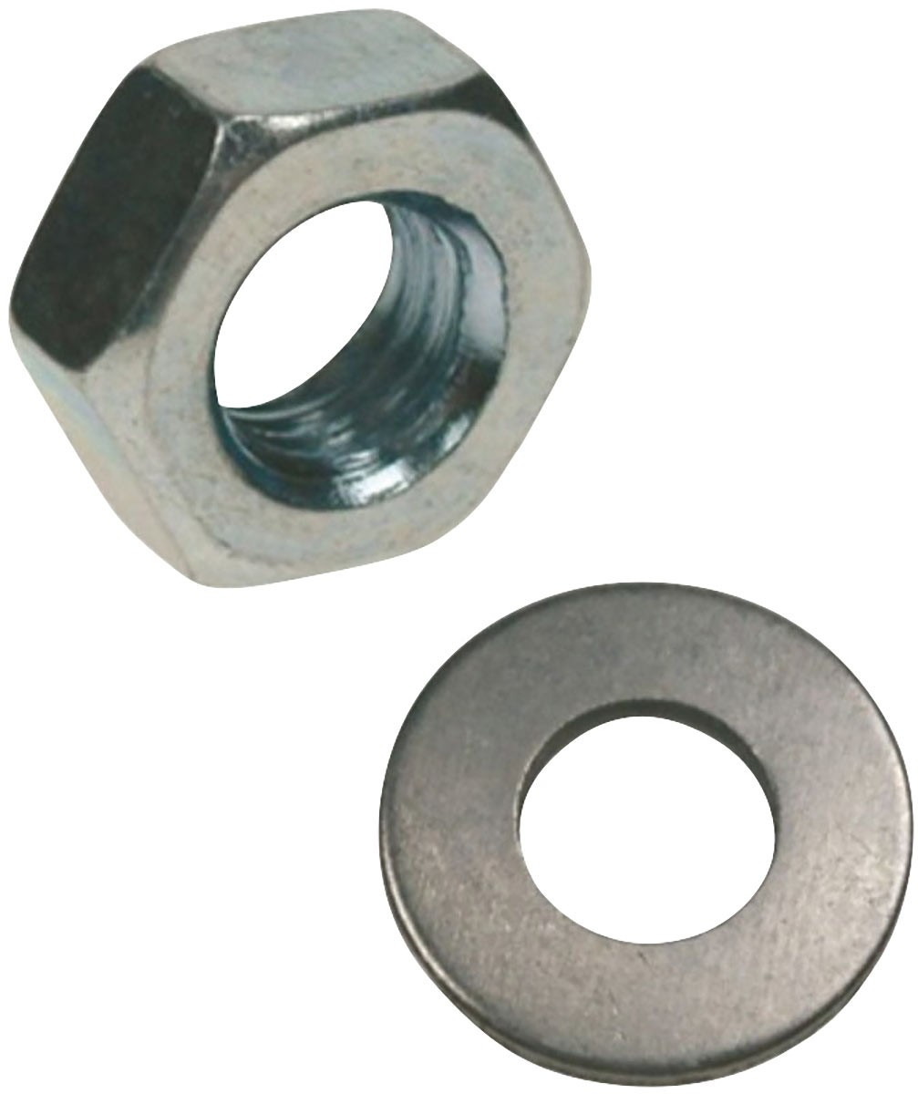 Rawl Trade Nut & Washer M10 (10pcs)