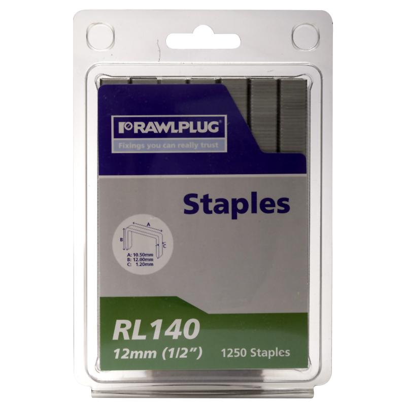RL140-12mm Staples