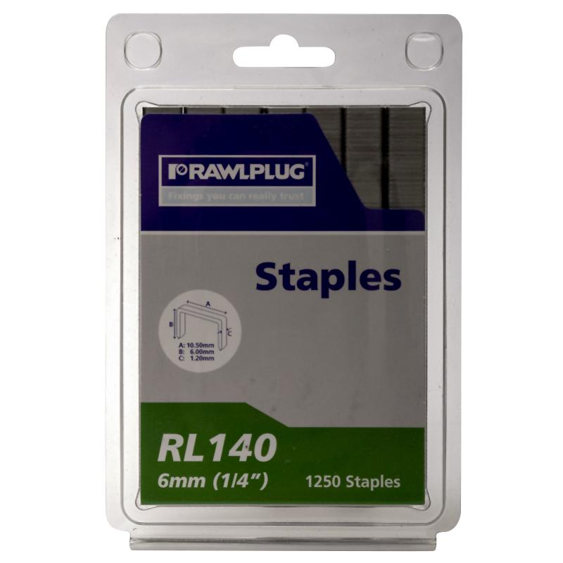 RL140-6mm Staples