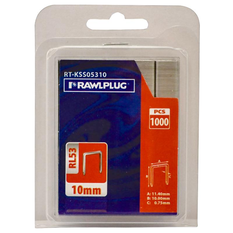 RL53-10mm Staples