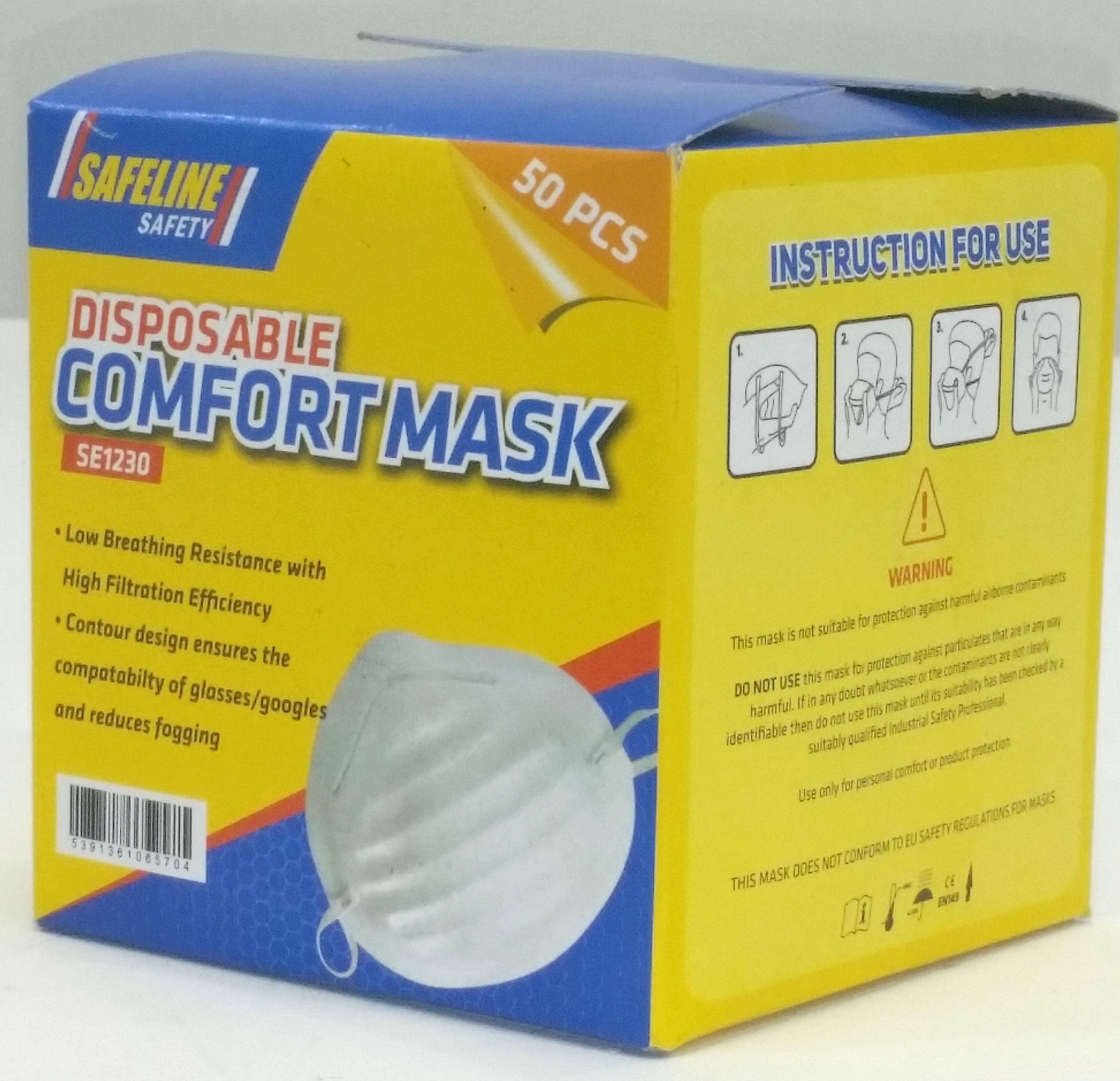 Disposable Dust Mask (Single)