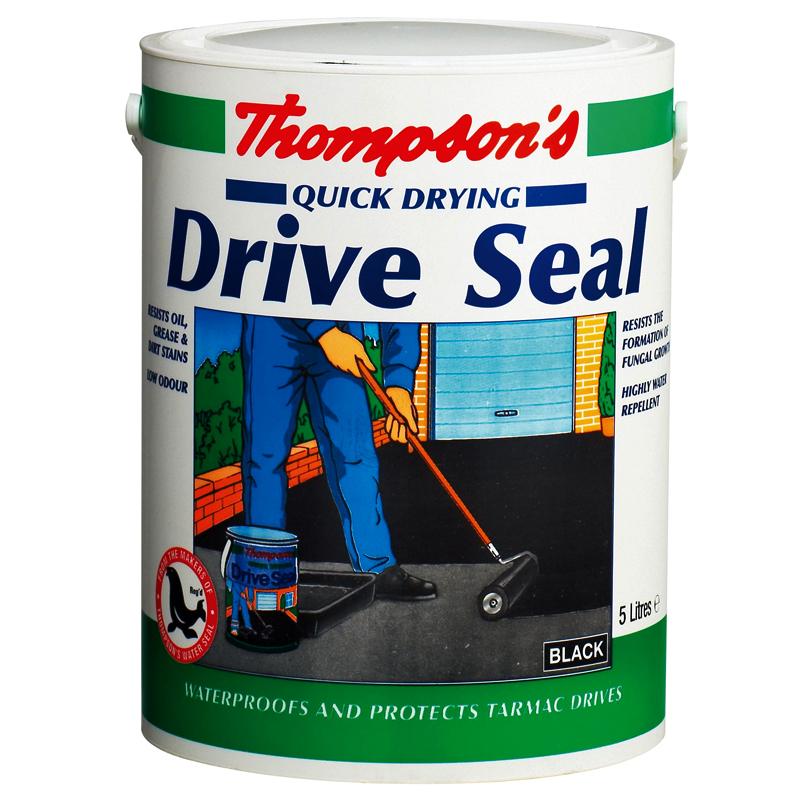 Thompsons Drive Seal 5L Black