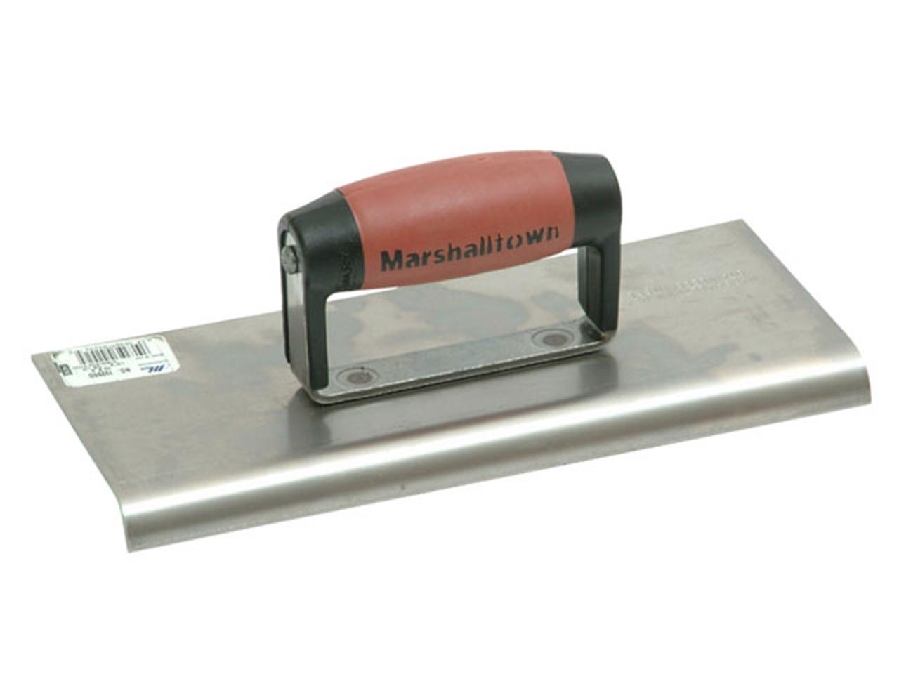 Marshallstown M192SS S/S Cement Edger 10In Durasoft