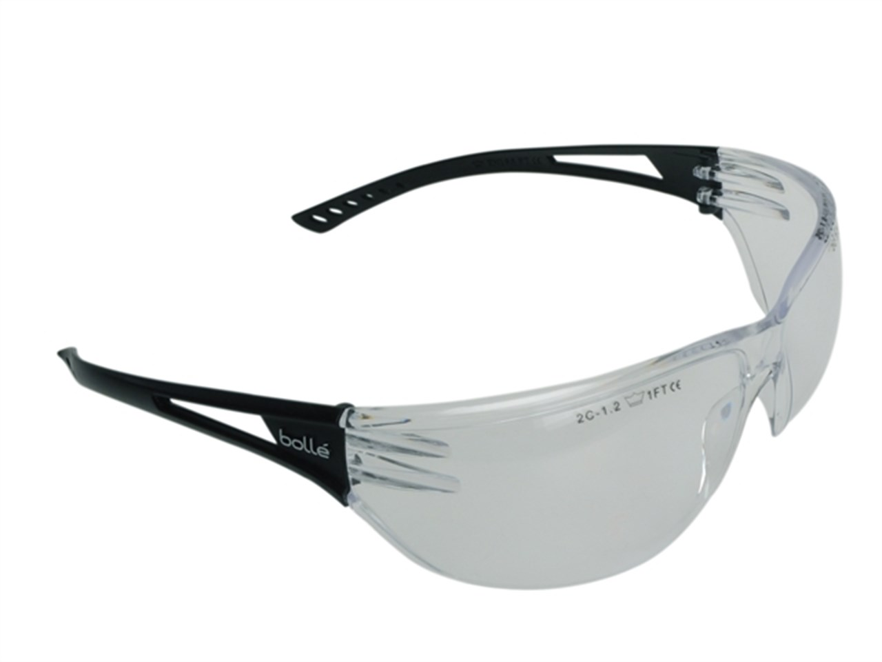 BOLLE Slam Safety Glasses - Clear
