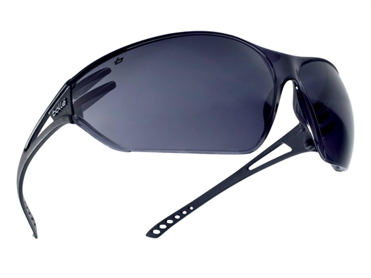 BOLLE Slam Safety Glasses - Smoke