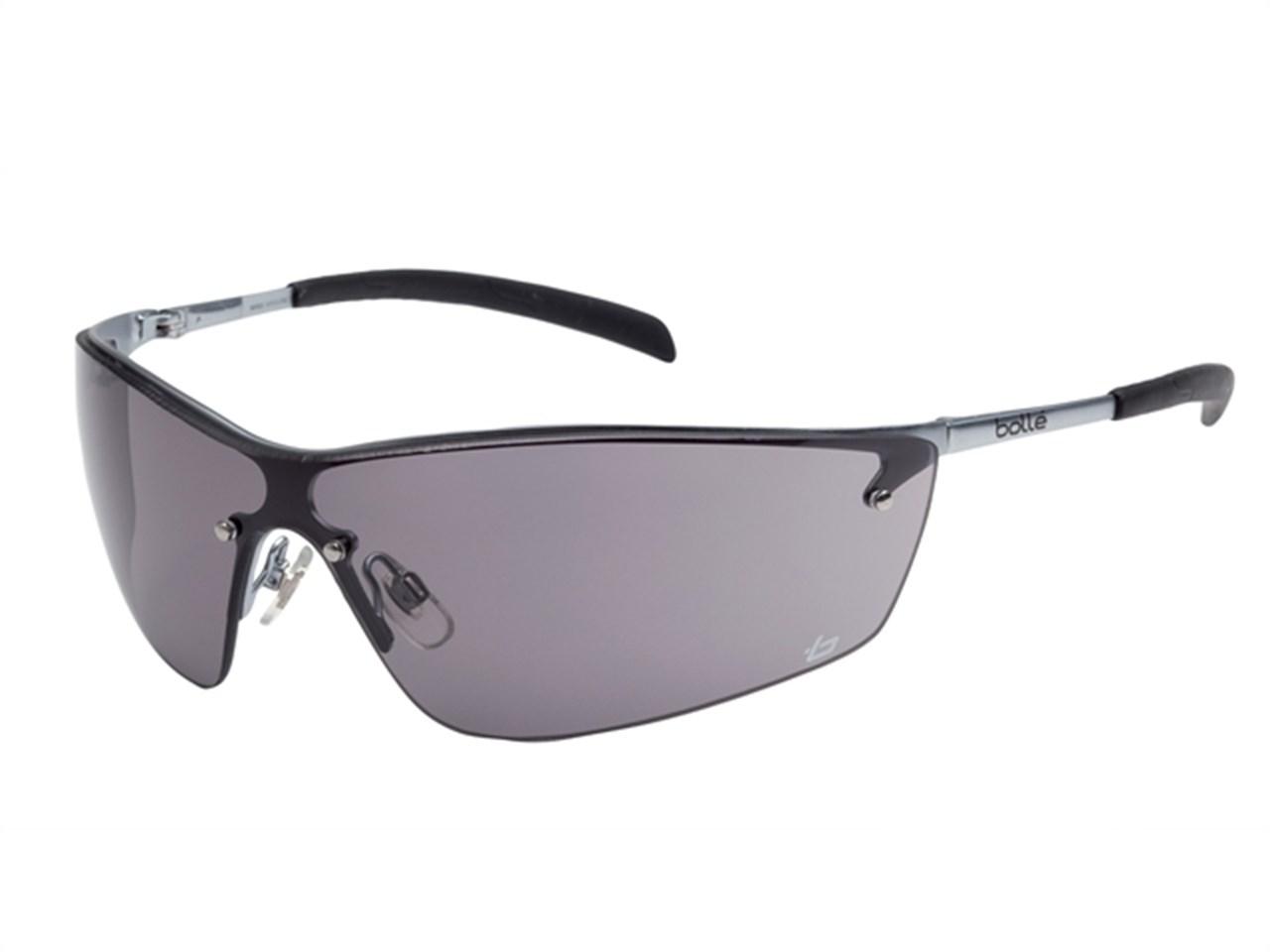 BOLLE Silium Safety Glasses - Smoke