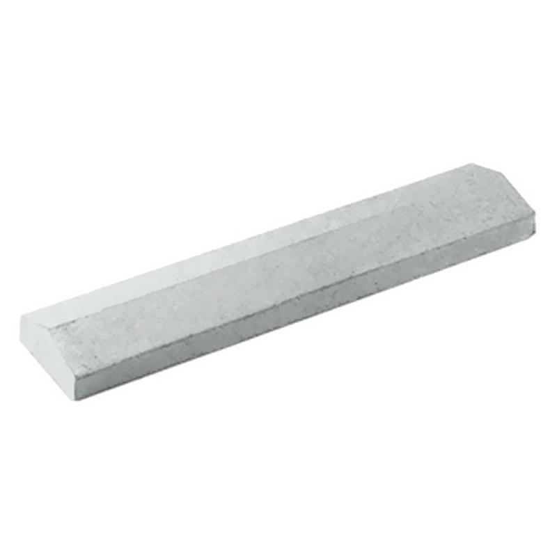 "Concrete Wall Caps 9"" x 3ft"