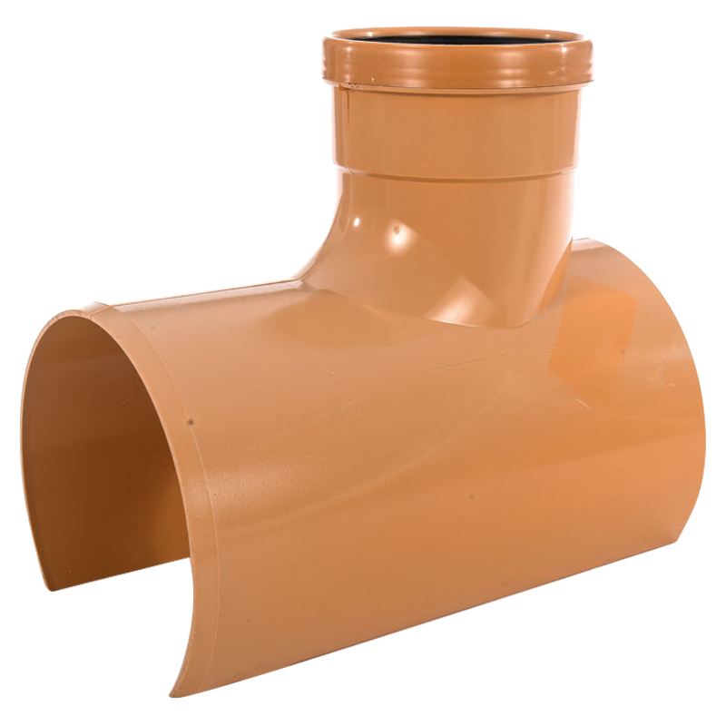 Sewer Saddle 90 degreeree 225x160mm