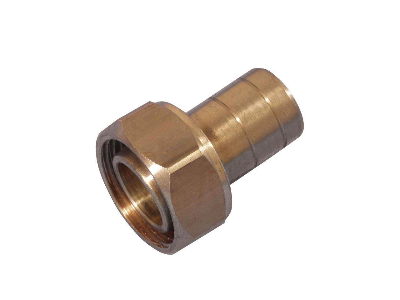 Cylinder Connector 1iBSP x 22mm Spigot
