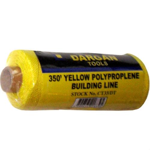 Builder Line Yellow 350ft