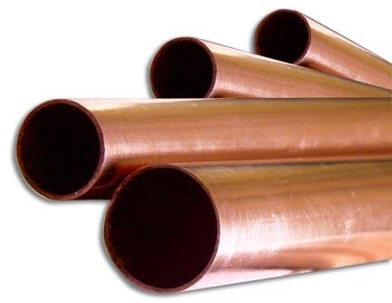 """Copper Pipe 1/2"""" 5.5m"""