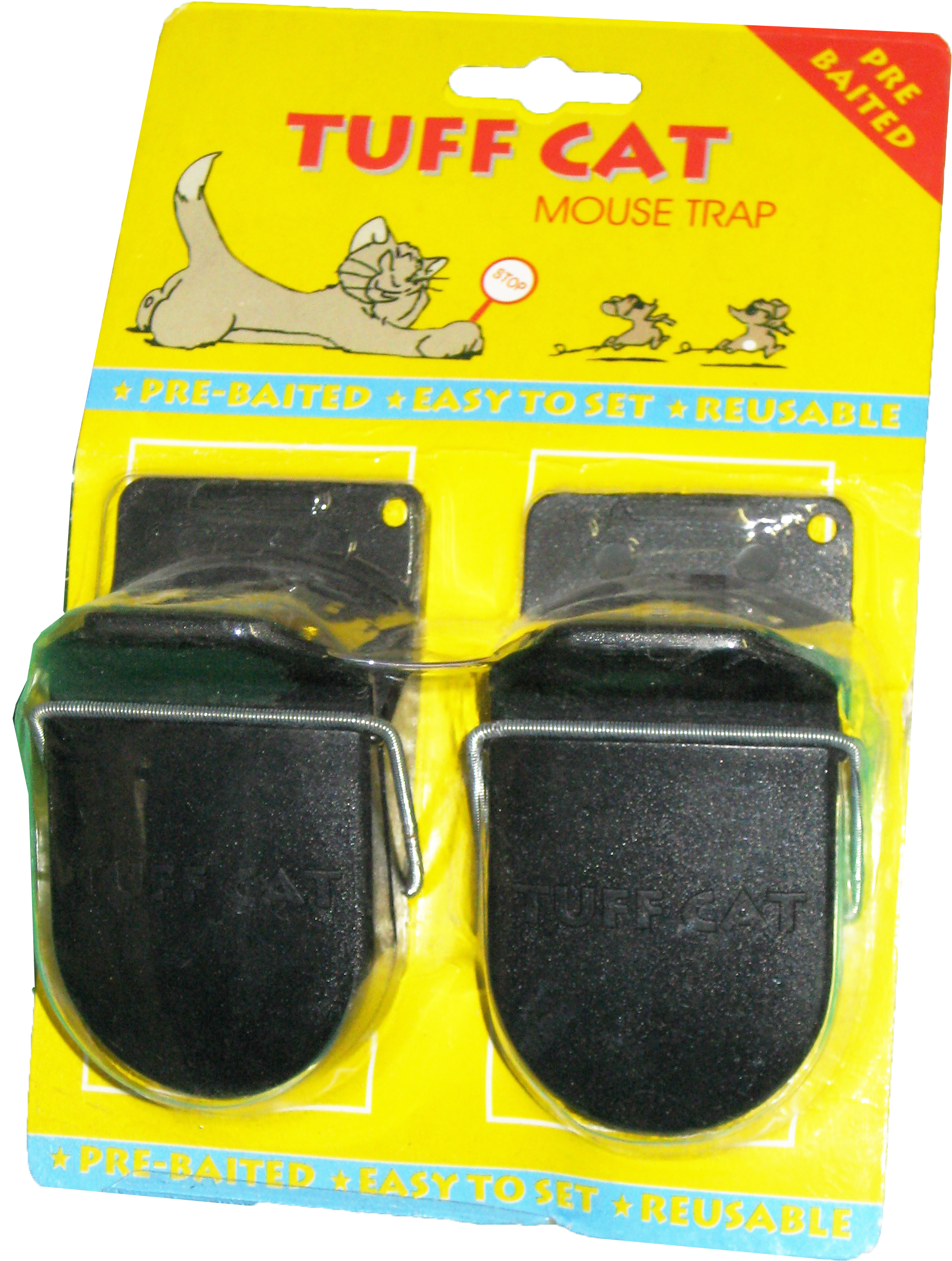 Mouse Trap Plastic (2)