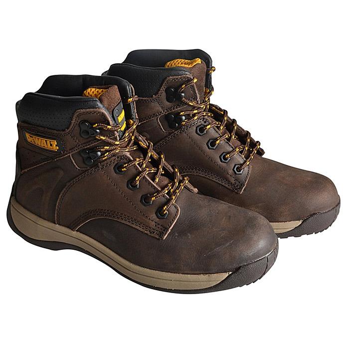 Dewalt Extreme 3 Work Boots - Size 7 (Tan)