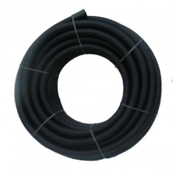 Ducting Coil 44mm (Outside Diameter) 100m Black