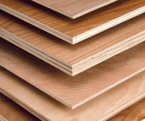 2440 x 1220 x 12mm Hardwood Faced Poplar Core (Emerald) EN636-2/314-2 Plywood.