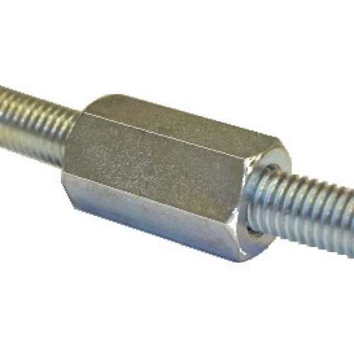 M12 Thread Bar Connector