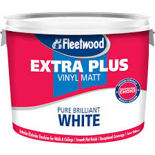 Fleetwood EX Plus Sheen Brilliant White 10L